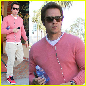 Mark Wahlberg: Beverly Hills Doctor's Appointment!