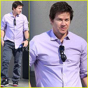Mark Wahlberg: I Wasn't Slamming Tom Cruise!