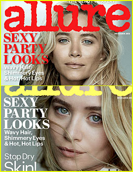 Mary-Kate & Ashley Olsen Get Separate 'Allure' Covers!