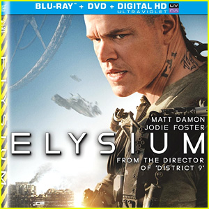 Matt Damon: 'Elysium' Fight Scene Clip (Exclusive Video)