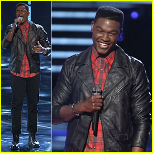 Matthew Schuler Sings Miley Cyrus' 'Wrecking Ball' on 'The Voice' (Video)!