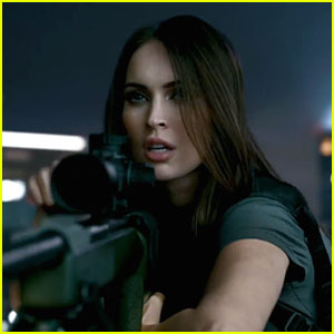 Megan Fox: 'Call of Duty: Ghosts' Game Trailer - Watch Now!