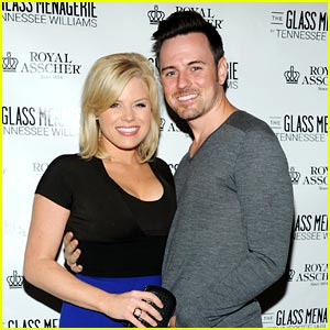 'Smash' Actress Megan Hilty Marries Brian Gallagher!