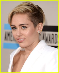 Miley Cyrus Leads Time's Person of the Year Poll - Will She Win!?
