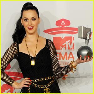 MTV EMA 2013 Winners List - Complete List of Awards Here!