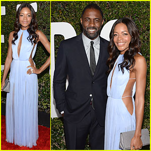 Naomie Harris & Idris Elba: 'Mandela' Hollywood Premiere!