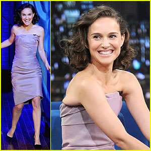 Natalie Portman: I Injured My Leg Being Awkward!