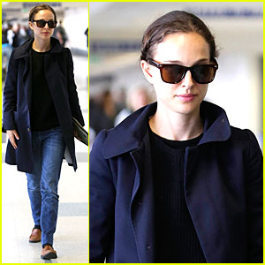 Natalie Portman Raves About Charismatic Chris Hemsworth!