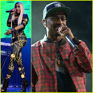 Nicki Minaj & Big Sean: Power 105.1's Powerhouse Performers!