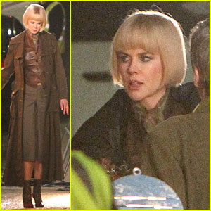 Nicole Kidman: Directed by Jason Bateman in 'Family Fang'!