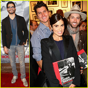 Nikki Reed & Paul McDonald: John Varvatos Book Launch Party!