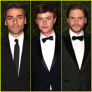 Oscar Isaac & Dane DeHaan - Governors Awards 2013
