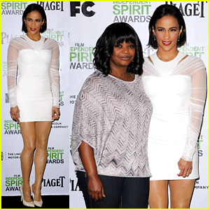 Paula Patton & Octavia Spencer Announce Spirit Nominations!