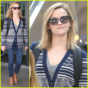 Reese Witherspoon: Fashion Website Owner in 'The Intern'?