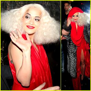 Rita Ora Celebrates 23rd Birthday with Boyfriend Calvin Harris!