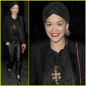 Rita Ora Doesn't Know What She Would Do Without Her Family!