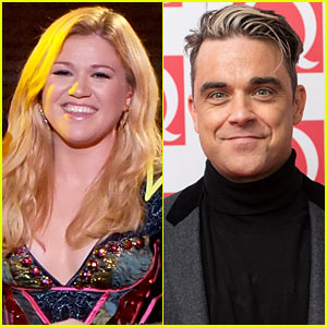 Robbie Williams & Kelly Clarkson: 'Little Green Apples' Song & Lyrics - Listen Now!