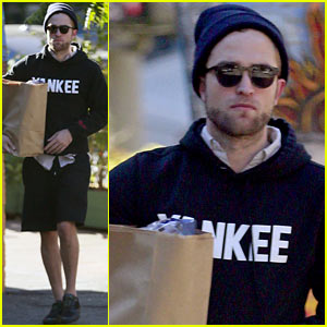 Robert Pattinson Steps Out After Kristen Stewart Reunion