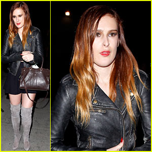 Rumer Willis Wants Tinder Application for Puppies!