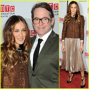 Sarah Jessica Parker: 'Commons of Pensacola' Opening Night!