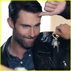 Sexiest Man Alive Adam Levine's Kmart Holiday Commercial - Watch Now!