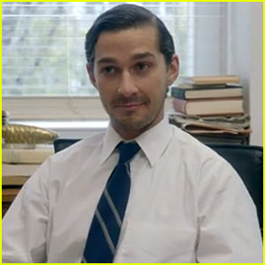 Shia LaBeouf: 'Nymphomaniac' Trailer - Watch Now! (NSFW)