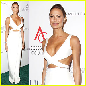 Stacy Keibler: ACE Awards Honoree!