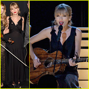 Taylor Swift: 'Red' Live Performance at CMAs 2013 - Watch Now!