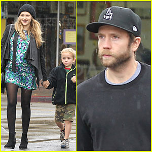 Teresa Palmer: Black Friday Shopping with Mark Webber!