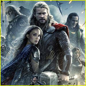 'Thor: The Dark World' Dominates Box Office with $86 Million!