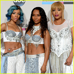 TLC & Lil Mama Perform 'Waterfalls' at AMAs 2013 (Video)