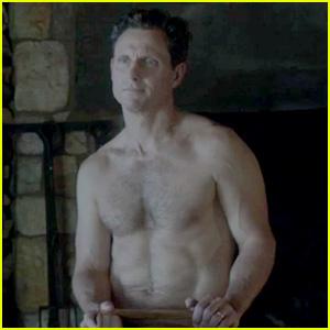 Scandal's Not On Tonight - Enjoy Shirtless Tony Goldwyn Pics Instead!
