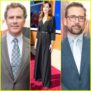Will Ferrell & Kristen Wiig: 'Anchorman 2' Australian Premiere