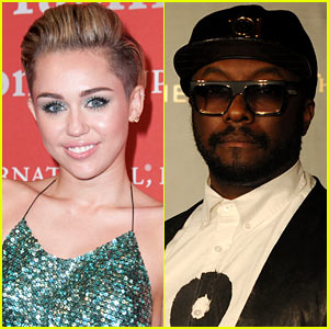 Will.i.am's 'Feeling Myself' Featuring Miley Cyrus - Listen Now!