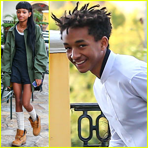 Willow & Jaden Smith Satisty Their Sushi Craving at Sugarfish!