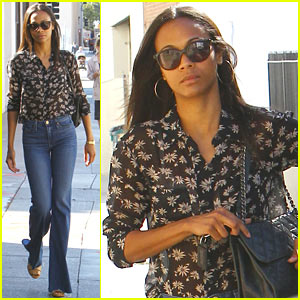 Zoe Saldana Joins Miles Davis Biopic 'Kill the Trumpet Player'!