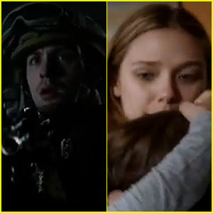 Aaron Taylor-Johnson & Elizabeth Olsen: 'Godzilla' Trailer - Watch Now!
