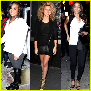 Amber Riley: Holiday Concert with Tori Kelly & Michelle Williams!