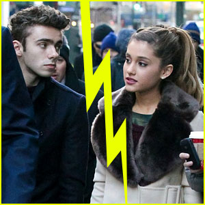Ariana Grande & Nathan Sykes Split?
