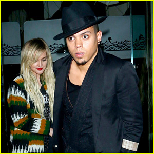 Ashlee Simpson: 'So Excited' About Evan Ross in 'Mockingjay'