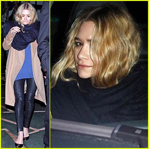 Ashley Olsen Explains 'Nirvana' Fragrance Campaign Inspiration