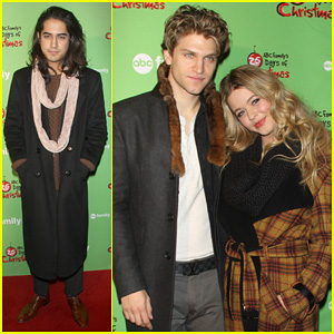 Avan Jogia & Keegan Allen: 25 Days Of Christmas Winter Wonderland!