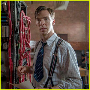 Benedict Cumberbatch: First 'Imitation Game' Still Released!