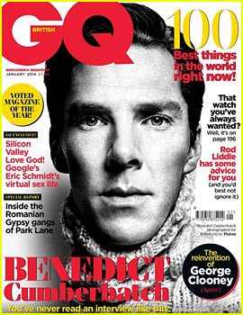Benedict Cumberbatch Details Awkward Madonna Encounter!