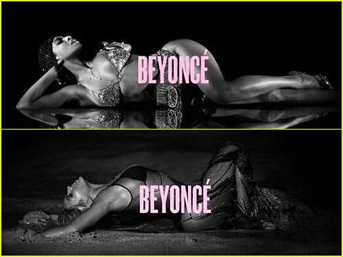 Beyonce's Visual Album Digital Booklet - All the Photos Here!