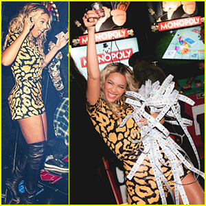 Beyonce Wins Big at 'Beyonce' Album Release Party!