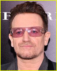 Bono & Glen Hansard Go Christmas Caroling in Dublin!
