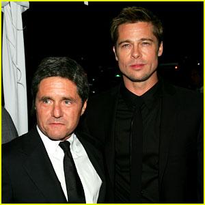 Brad Pitt & 'Plan B' Co-Founder Brad Grey Part Ways