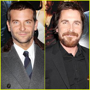 Bradley Cooper & Christian Bale: 'American Hustle' NYC Premiere