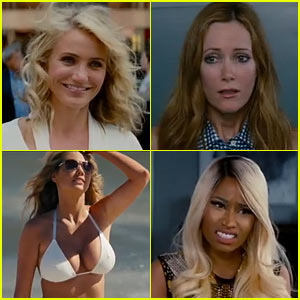 Cameron Diaz & Leslie Mann: 'The Other Woman' Trailer - Watch Now!